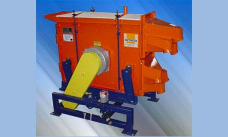 Fractionator Vibrating Sieve Shaker