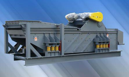SMICO Heavy Duty Aggregate Feeder