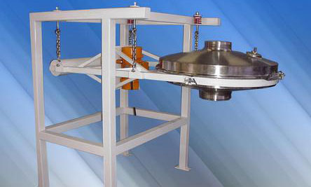 Flow Through Inline Sifter